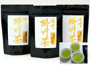 【新茶】遠州掛川茶ティーパック 発送予定日:5/15頃(5g×15P)<br>1,296円