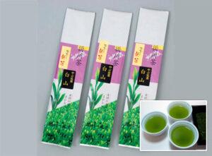 【新茶】まかないの味 白山 発送予定日:5/15頃(200g)<br>1,296円