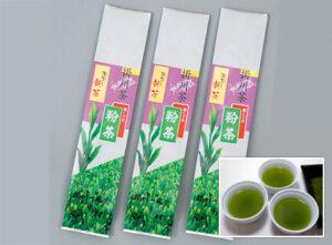【新茶】深蒸し上粉茶 発送予定日:5/19頃(200g)<br>1,080円