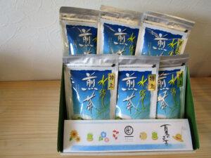 〔お中元〕水出し煎茶ティーパックギフト<br>3,460円