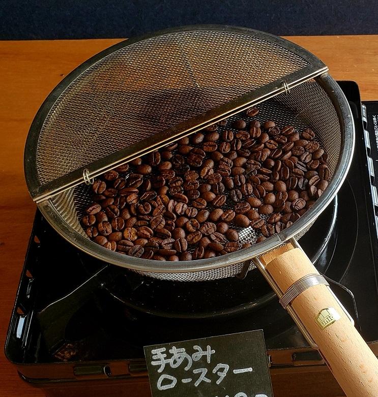 手網焙煎機(おうちで珈琲を焙煎できます。)<br>3,900円